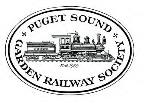 Puget Sound Garden Railway Society